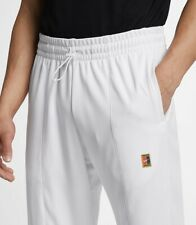 Nike Court Mens Tennis Trousers White L