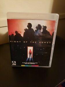 Night Of The Comet Blu Ray Arrow Video Region B