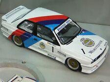 BMW M3 E30 EVO DTM Team Zakspeed 1987 Marc Hessel Warsteiner #1 Minichamps 1:18
