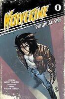 Wolverine, Volume 1: Prodigal Son by Antony Johnston 2009 DEL REY Manga English