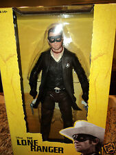THE LONE RANGER 1/4 SCALE 18 INCH ACTION FIGURE NECA IN STOCK MOVIE DISNEY