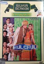 Hulchul - Akshay Khanna, Kareena Kapoor - Hindi Movie DVD / Region Free DVD