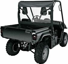POLARIS RANGER XP 800 09-UP CLEAR INSTANT REAR WINDSHIELD ENCLOSURE DUST STOPPER