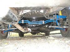 Twin Sway Bar Mounting Brackets, MX83 Cressida JZX81/GX81 Chaser/MarkII/Cresta