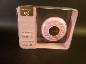 FOREO UFO - Pearl Pink - LED Thermal Activated Smart Face Mask Treatment Device