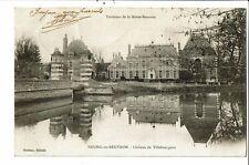 CPA-  Carte postale-France-Neung sur -Beuvron- Château  de Villebourgeon  1903 V