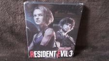 Resident Evil 3 Steelbook