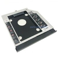 with Bezel 2nd HDD SSD Hard Drive Tray Caddy for Lenovo ThinkPad E570c E570 E575