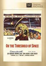 ON THE THRESHOLD OF SPACE NEW DVD