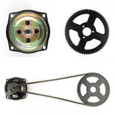 Drive System T8F Chain & 6T Gear Box Rear Sprocket Kit for 49cc Mini Pocket Bike