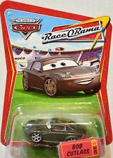 DISNEY PIXAR THE WORLD OF CARS RACE O RAMA - BOB CUTLASS