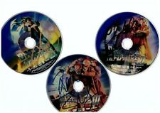 Back To The Future Complete Trilogy Dvd Set signed Fox, Lloyd Steenburgen