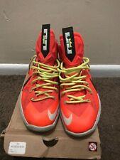 Lebron James PS Elite Bright Crimson 10