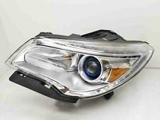 13-17 BUICK ENCLAVE Left Headlamp Headlight AFS Check Plug Used