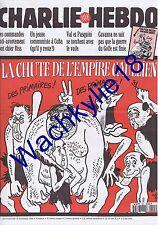 Charlie Hebdo n°125 du 16/11/1994 Gaullistes Hommes préhistoriques Cabu