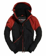 Superdry men's Arctic Intron hooded SD-Windcheater Size S RRP £ 84.99