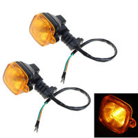 2 x 12V Squares Indicator for Motorcycle S8L1