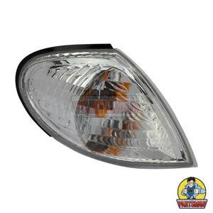LH Left Hand Corner Light Lamp Nissan Pulsar N16 5/00-6/03 Sedan & Hatch