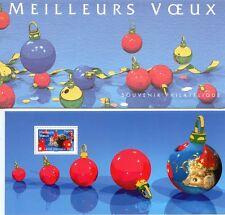 BLOC SOUVENIR PHILATELIQUE MEILLEURS VOEUX 2007 / N° 25 **