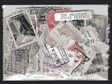 Bélgica - Bélgica paquete postal 200 sellos diferentes