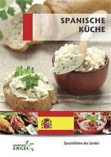 SPANISCHE KÜCHE geeignet für Thermomix TM5 TM31 Spanien Kochstudio-Engel Tapas
