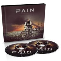 PAIN - COMING HOME  2 CD NEW!
