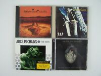 Alice In Chains 4xCD Lot #1
