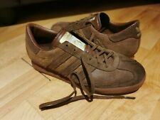 Adidas Beckenbauer All Round Suede brown tan size UK 6 2013 VGC Very Rare USED