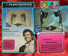 Plantronics MX200S Stereo Mobile Headset  For Samsung SG4 New Fast Shipping