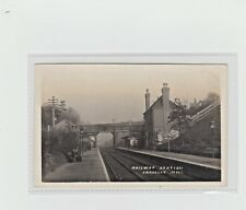 WARWICKSHIRE, BIRMINGHAM.GRAVELLY HILL RAILWAY STATION. TRANSPORT.