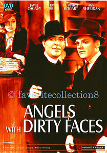 Angels with Dirty Faces (1938) - Humphrey Bogart, James Cagney (Region All)