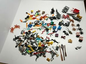 lot lego accessories tools minifigures transport tnt animals lego beast
