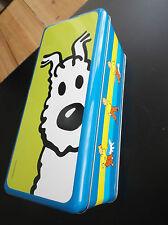 Boite Tintin 2011 ETAT NEUF