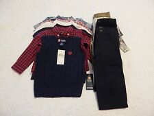 Boys Clothes Lot size 18 MO 18 Months NWT Chaps Brand New Retail $268