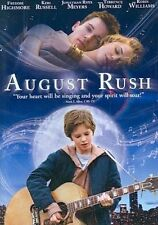 August Rush 0012569763685 With Robin Williams DVD Region 1