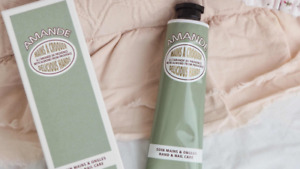 L'Occitane ALMOND Delicious Hand Cream 75ml Soft Silky-Smooth Hands *Free Post