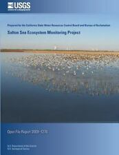 Salton Sea Ecosystem Monitoring Project by U.S. Department Of The Interior...