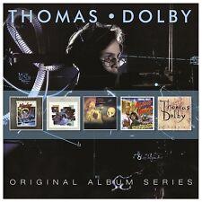 Thomas Dolby-original album series 5 CD NEUF
