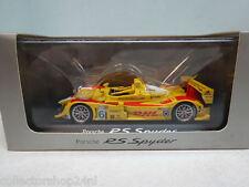 Minichamps : Porsche RS Spyder #6 Briscoe Maassen Collard DHL WAP02060917