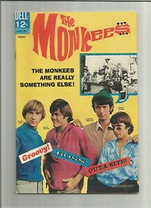 The Monkees #1 Dell 1967