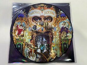 LP MICHAEL JACKSON DANGEROUS  PICTURE DISC 2LP NUOVO SIGILLATO SPEDIZIONE RACCOM