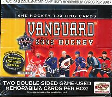 2001/02 PACIFIC VANGUARD HOCKEY HOBBY SEALED BOX