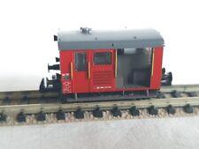 Arnold 2076 SBB Schienentraktor Tm 789 rot     Spur N      OVP