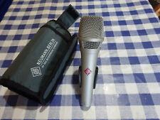 Neumann KMS 104. Vocal Condenser Microphone.