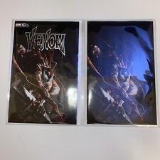 Venom #29 Gabriele Dell'Otto Virgin/Trade Variant Set IN HAND 302/800 Trade 302