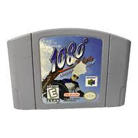 1080° Snowboarding Nintendo 64 Game Authentic N64 Cartridge