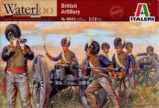 Italeri - Waterloo - Britannique artillerie - 1:72