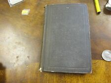 A TREATISE ON Field Fortification This copy Signed BY Soldier Civil War 1862