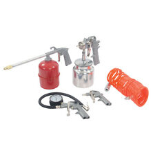 Silverline 633548 Air Tools/Compressor Accessories Kit 5pc 5pce