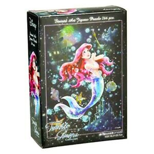 Tenyo Puzzle Disney Little Mermaid Ariel Shining Perfect World Puzzle 266 pieces